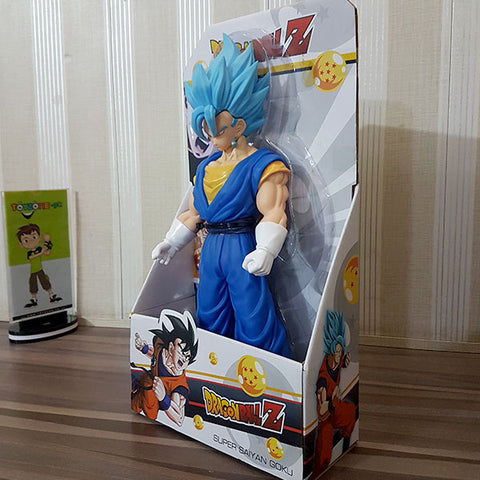 Image of Premium Rubberized Action Figure - Dragon Ball Z Goku