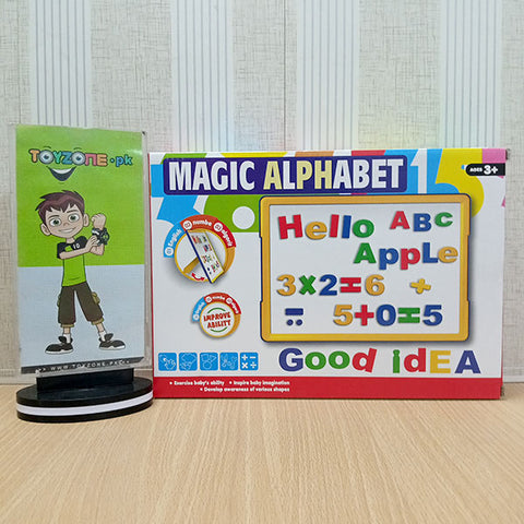 Educational Magic Alphabets