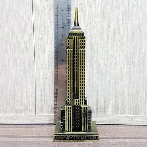 Image of Metal Souvenir - Empire State - STO