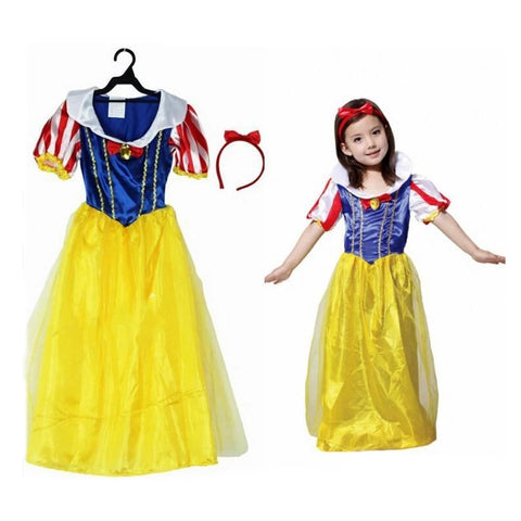 Disney Princess Classic Snow White Costume