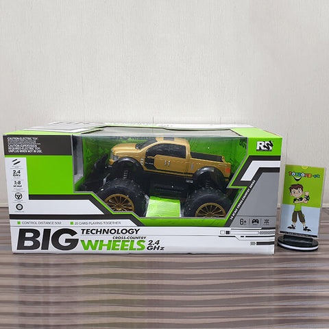 Big Wheels Technology Cross Country - RC Ford Raptor Truck