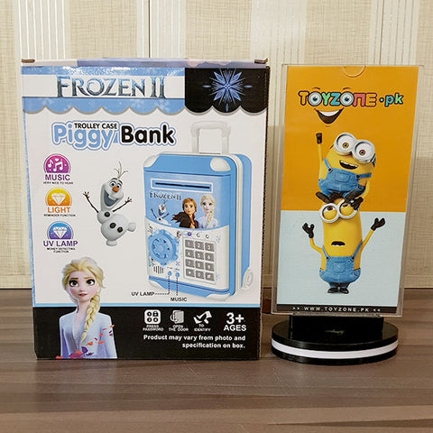 Image of ATM Money Box - Frozen