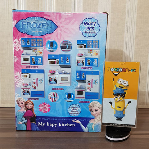 Frozen Kids Kitchen B/o