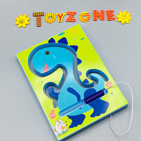 Funny Who is Touching Me Maze Game - TZP1