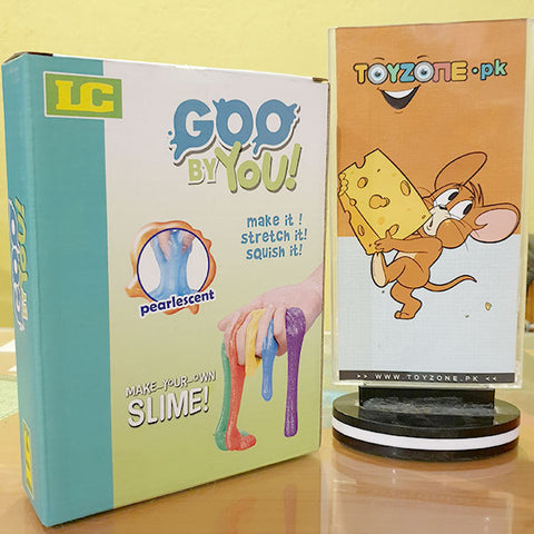 Image of Go By You - Make You Own Slime