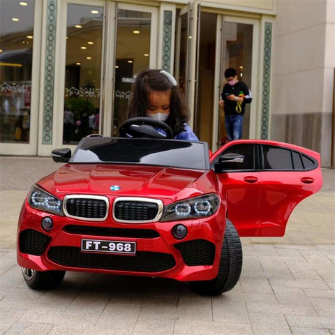 BMW Style Battery Operated Ride On Car