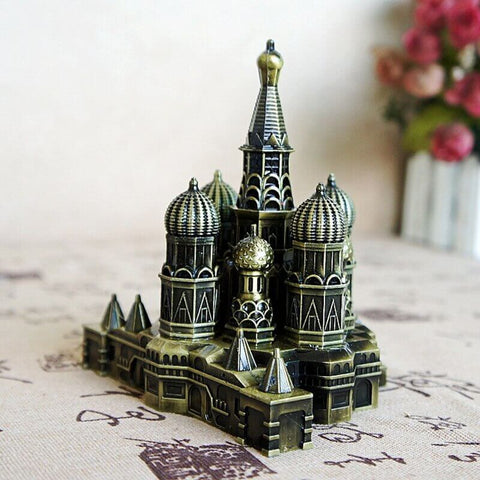 Image of Metal Souvenir - Russian Red Square