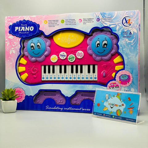 Image of Happy Smile Beauty Organ Piano Keyboard - TZP1