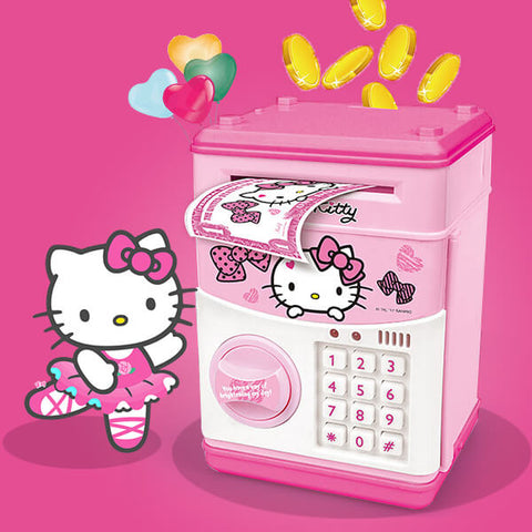ATM Money Box - Hello Kitty