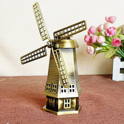 Image of Metal Souvenir - Windmill Holland