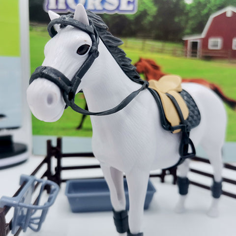 Elegant & Quaity Horse With Accessories