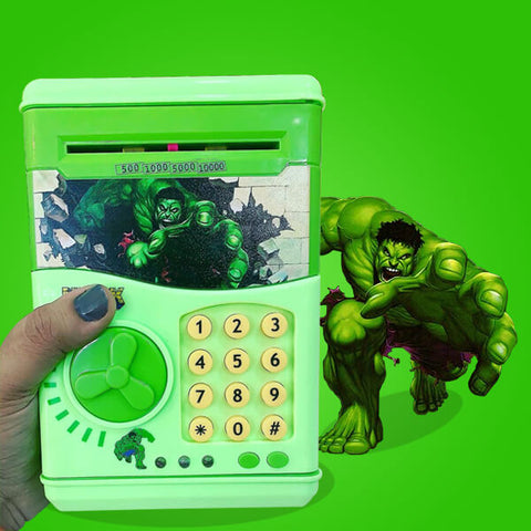 ATM Money Box - Hulk
