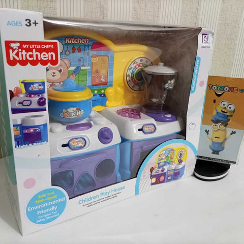 Image of My Little Chef's Kitchen Toy Set