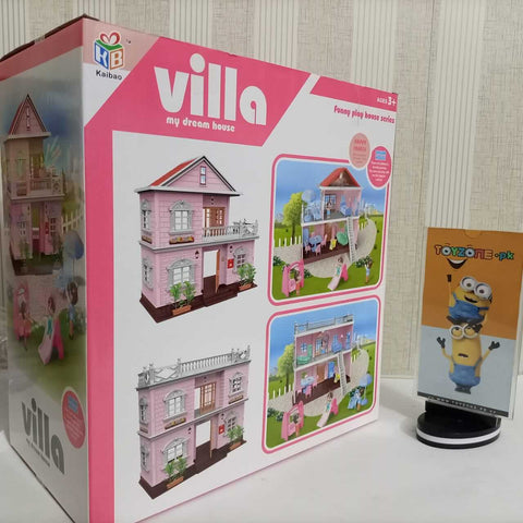 Image of Box House Villa Doll