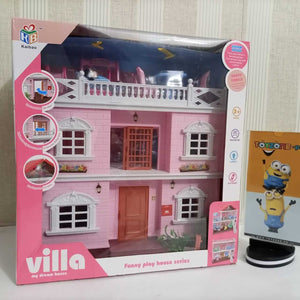 Box House Villa Doll