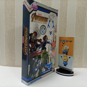 Marvel Avengers 2 In 1 Microphone With LED Lights