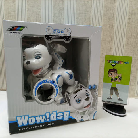 Image of Intelligent Dog R/C Robot Dog Programmable Touch-Sense Music Song