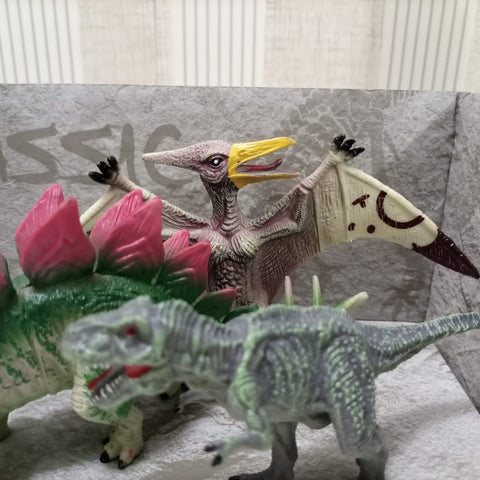 Jurassic The Mystery Of Dinosaur