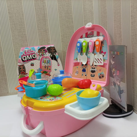 L.O.L Toy Stool Briefcase