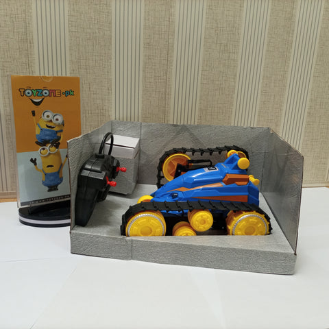 RC Stunt Car Tracked Tank Double Slide