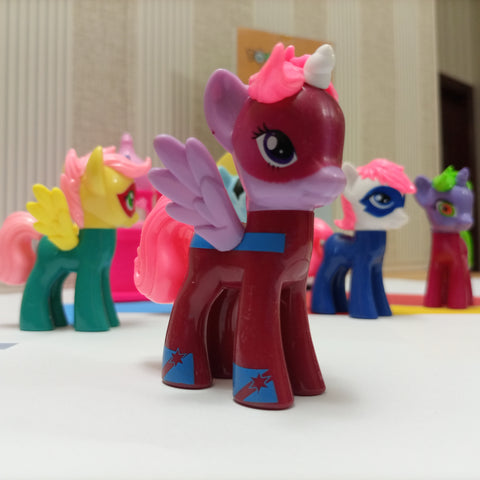 My Happy Horse Pony Figure W-House