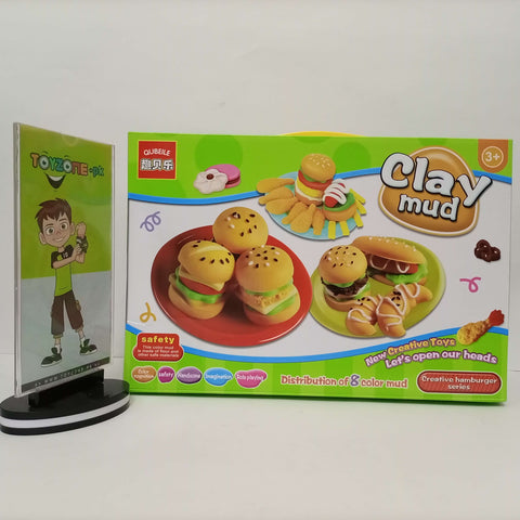 Creative Clay Mud Cake for Girls