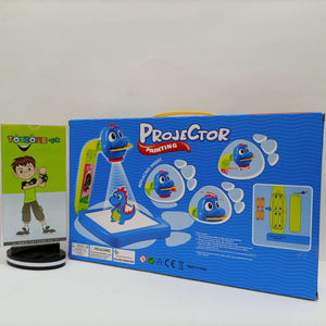 Attractive 3 in 1 Projector Painting Toy for Kids