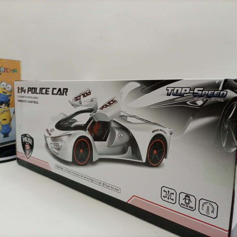 Top-Speed Police Car R/C