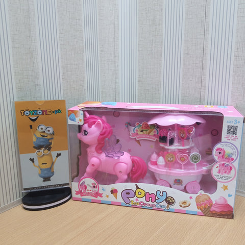 Ice Cream and Sweet Shopping Play Toy Set