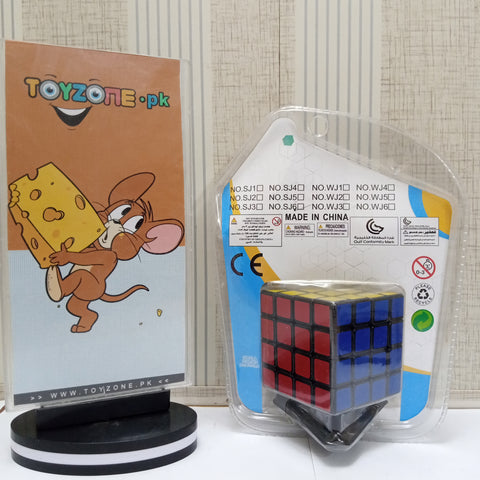 2 Rubik's Cubes 4 BY 4