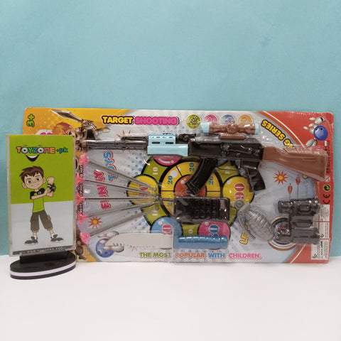Target Shooting Toy For Kids