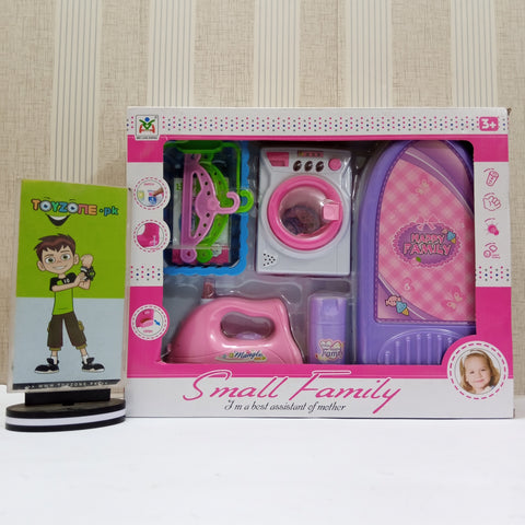 Image of Small Family Toy For Kids