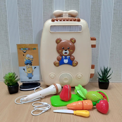 Image of 3in1 Intelligent Karaoke Music Suitcase