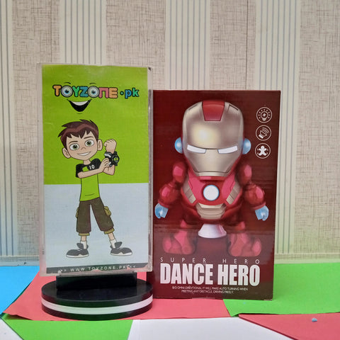 Image of Iron Man Smart Dance Robot