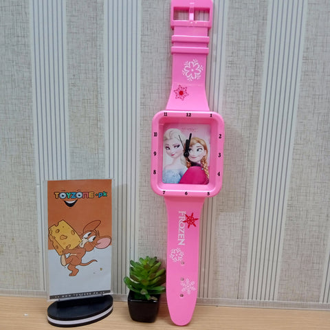 Image of Wall Clock with Characters - STO