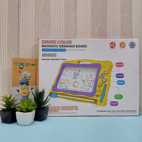 Magnetic Drawing Board With Music