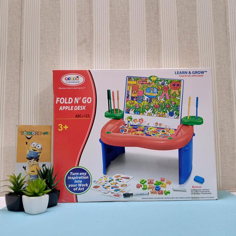Image of Fold N Go Magnetic Drawing Board