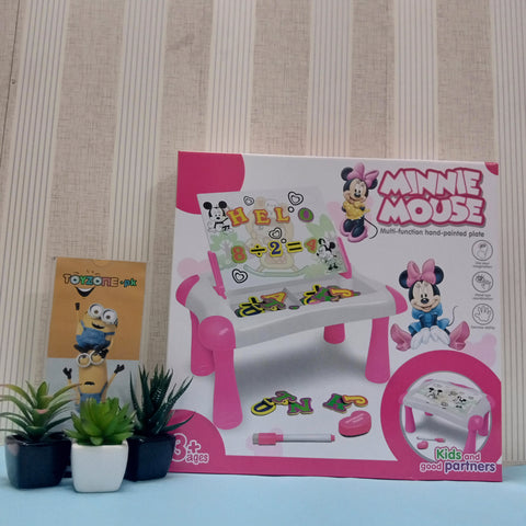 Image of Drawing Board Magnetic Minnie Mouse