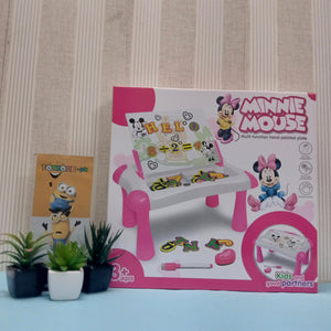 Drawing Board Magnetic Minnie Mouse