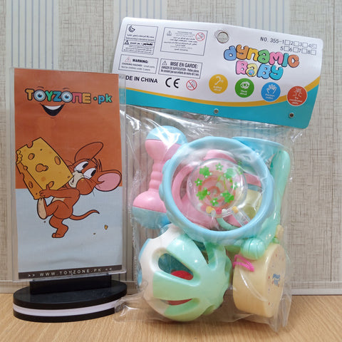 Image of Baby Rattle Set