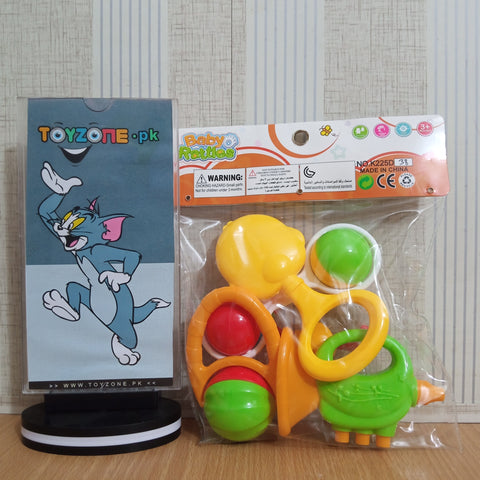 Image of Rattle Set-MultiColor