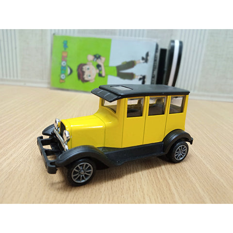 Image of Metal Old Vintage Car 12 pcs