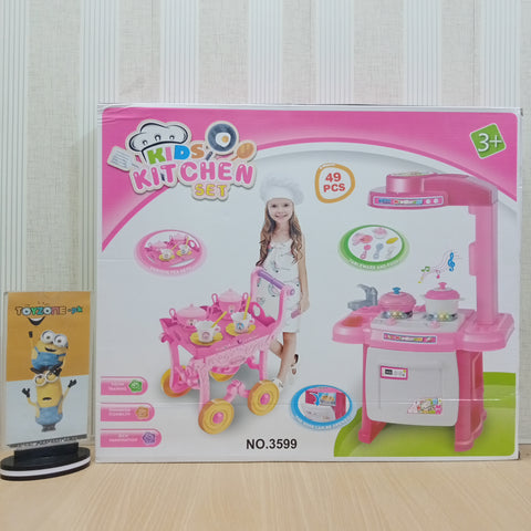 Image of Kids Kitchen Set
