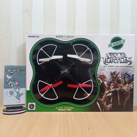 Incredible Ninja Trurtles Quad Copter