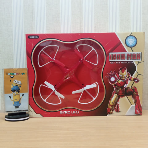 Incredible Iron Man Quad copter - STO