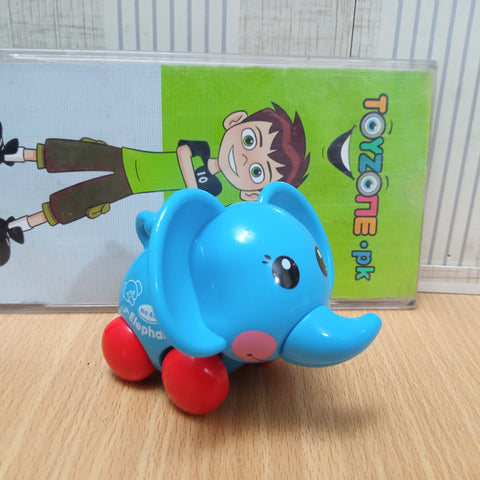 Image of Wind Up Funny Elephant