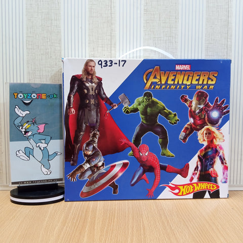 Image of Avengers Die-Cast Vehicle