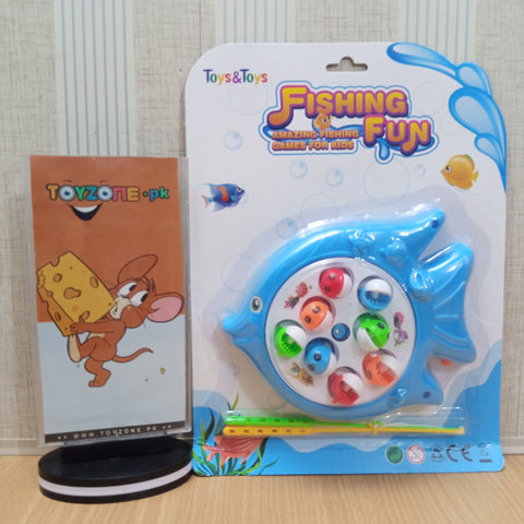 Multi Colors Fishing Game