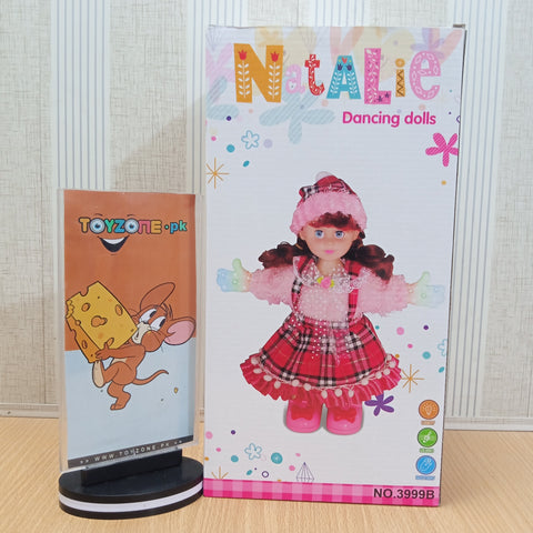 Image of Natalie Dancing Doll