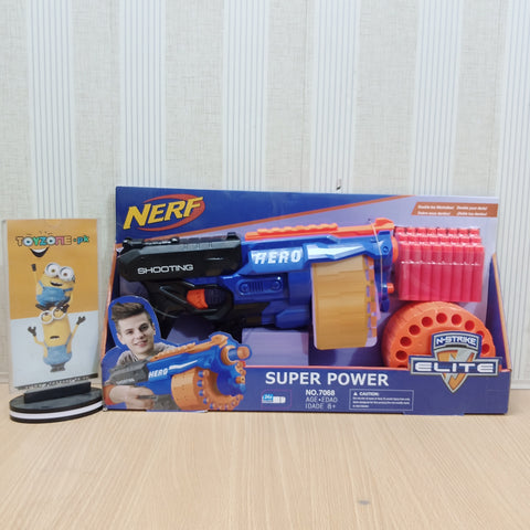 Nerf N-Strike Elite Shooting Gun